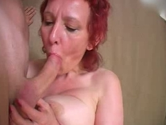 Red-hot head mature